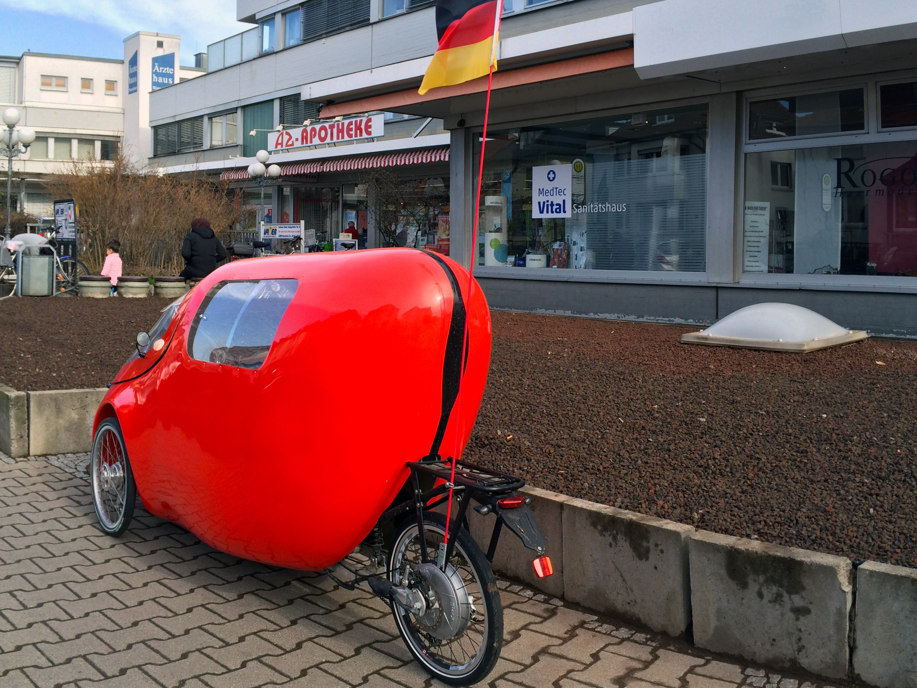 fahrrad mit kabine auto fahrrad fahrrad cosirex