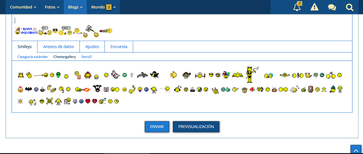 Cosirex Grupo de Smileys