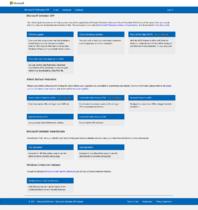 Microsoft Defender Testseite