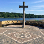 Cross - Church of the Redeemer - Port of Sacrow (Potsdam)