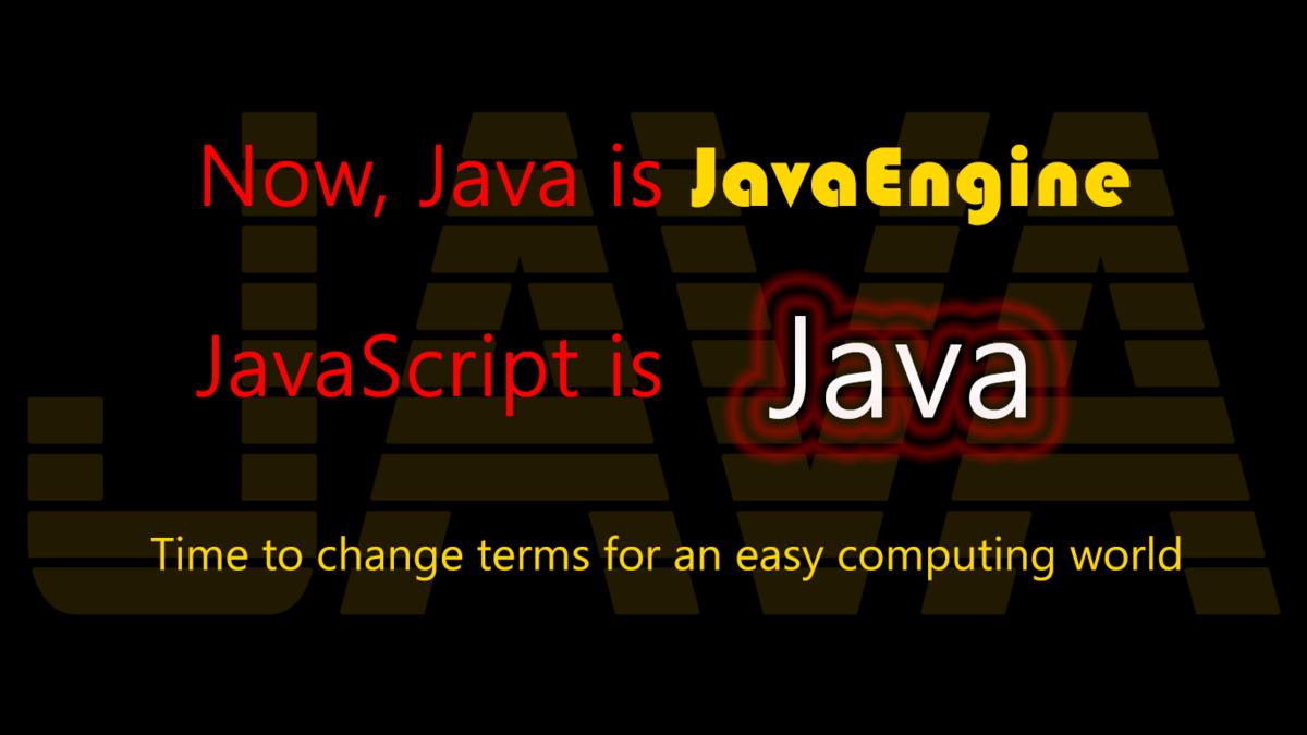 Java habla y escribe más rápido que JavaScript