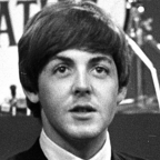 Paul McCartney – The Beatles in Treslong, Hillegom, Netherlands – 1964