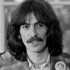 George Harrison – The Beatles – 1974