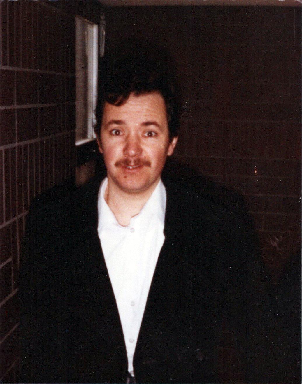 Lehrer Gerhard Dinter - IKS - Rüsselsheim - 1982