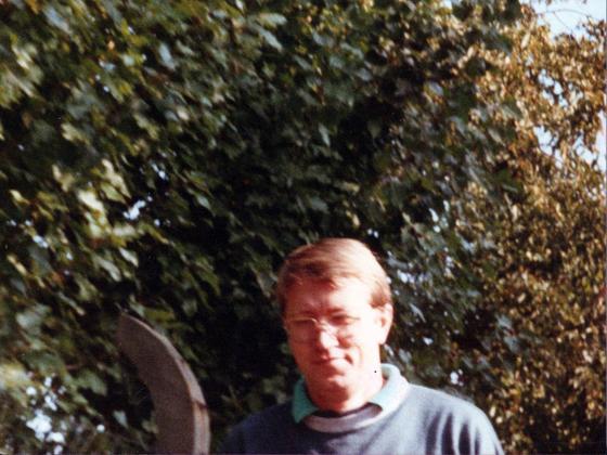 Lehrer Beyer - IKS - Rüsselsheim - 1982