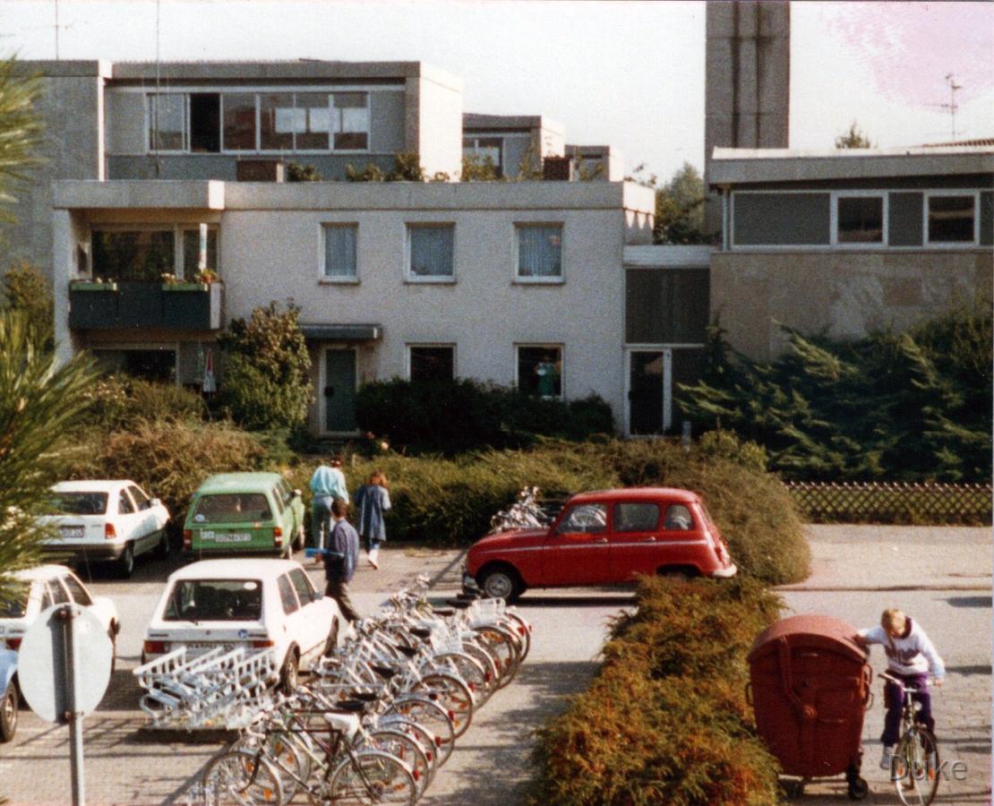 Parkplatz IKS - Rüsselsheim - Lehrer Obmanns Ente