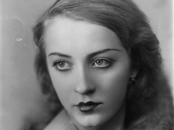 Primaballerina Jadwiga Wloch - Hedwig Wernecke um 1936