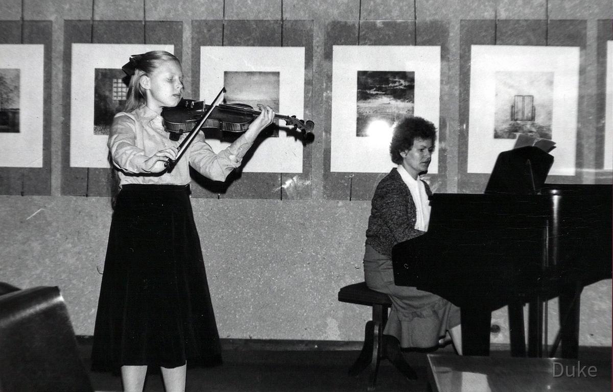 Katarzyna Dondalska - Olsztyn - Haydn G-Dur - Mai 1984