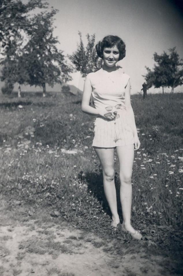 Johanna Rühl (Hanni, geb. Wernecke)-1