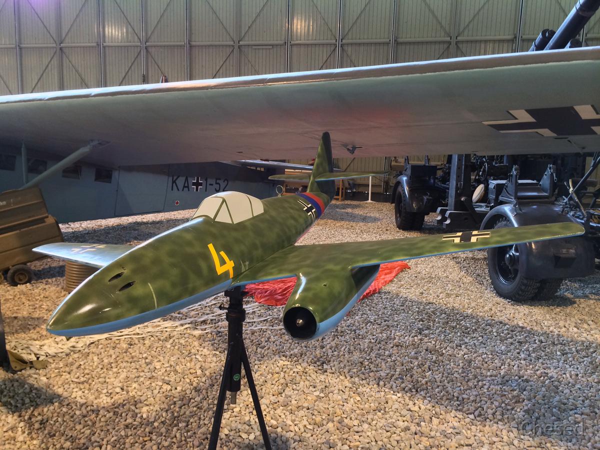 Messerschmitt Me 262 A1