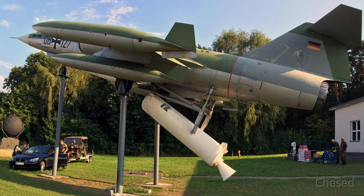 Lockheed F-104G ZELL
