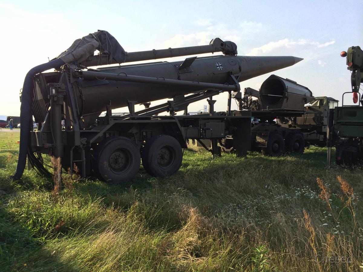 Pershing I Rakete - Pershing I/IA (MGM-31A)