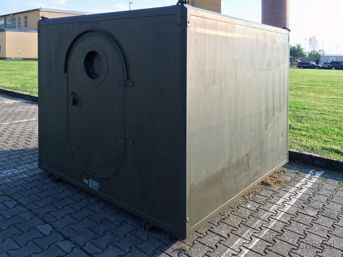 Flugsicherungstechnik NP 510 (UHF-Peiler)
