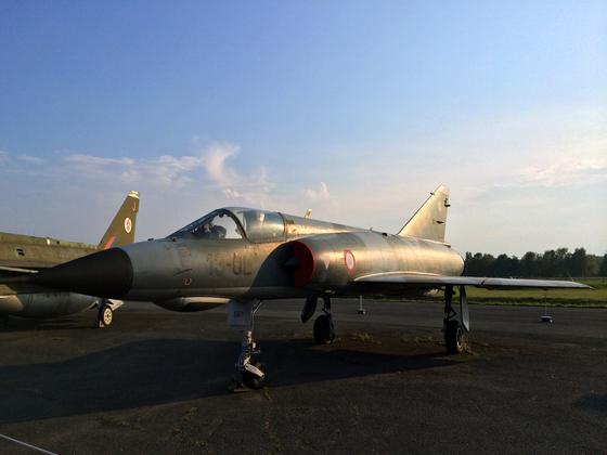 Dassault - Mirage IIIE