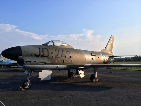 North American F-86 - Sabre