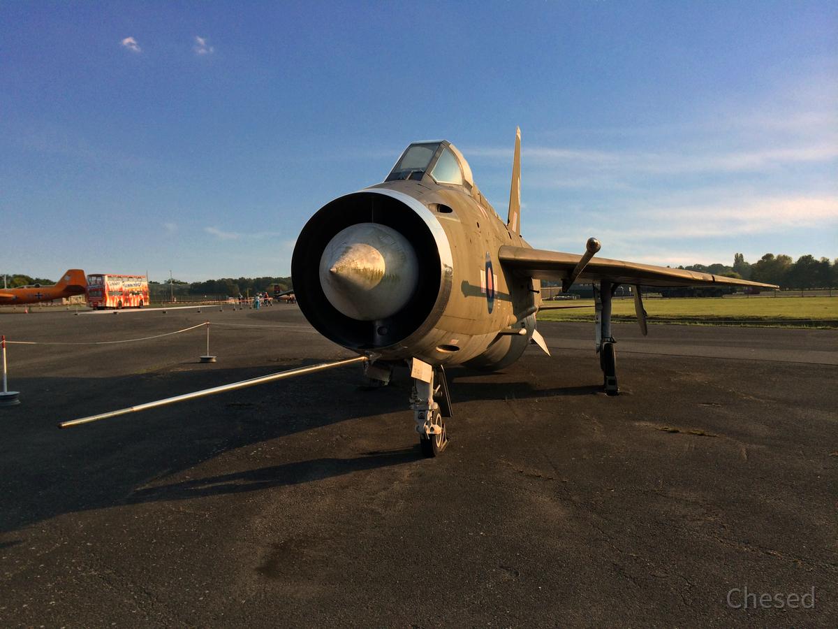 BAC (English Electric) Lightning F Mk.2A