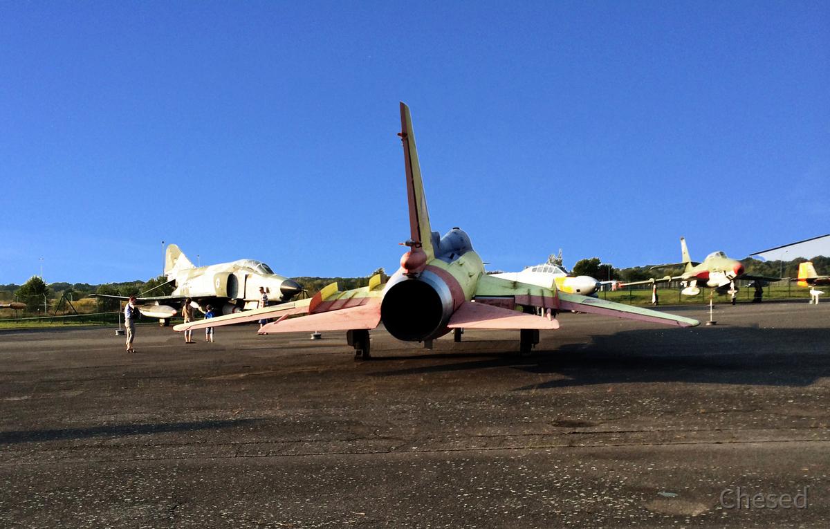 Suchoi Su-22 (NATO-Codename Fitter) - UdSSR