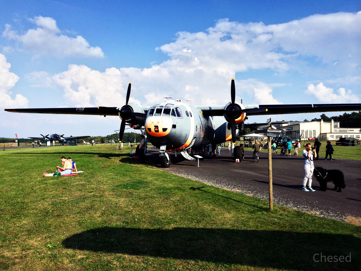 "Nord Aviation N2501D ""Noratlas"""