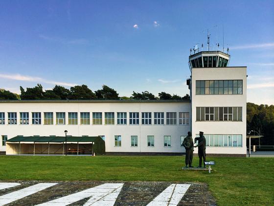 Flugplatz Berlin-Gatow - Bundeswehr-Museum