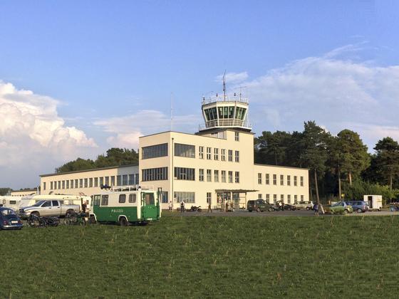 Flughafen Berlin-Gatow - Militärhistorisches Museum