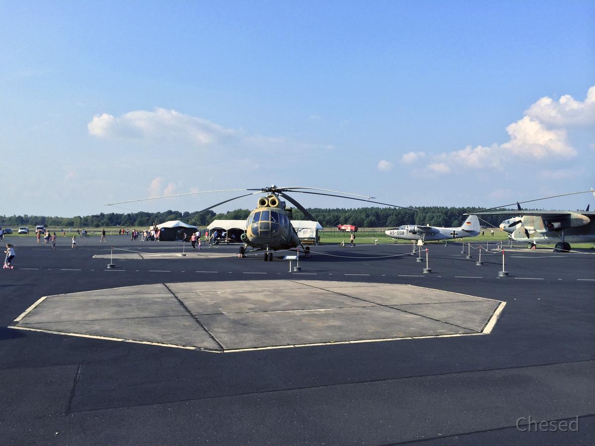 Helikopter Mil Mi-8 - Russland