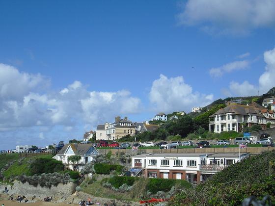 Hotels, Ferienwohnungen, Pensionen - Woolacombe - England