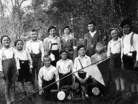 Königstädter Kinder im 3. Reich