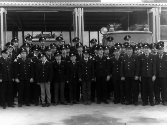 Freiwillige Feuerwehr Königstädten - Firefighters 24.03.1970