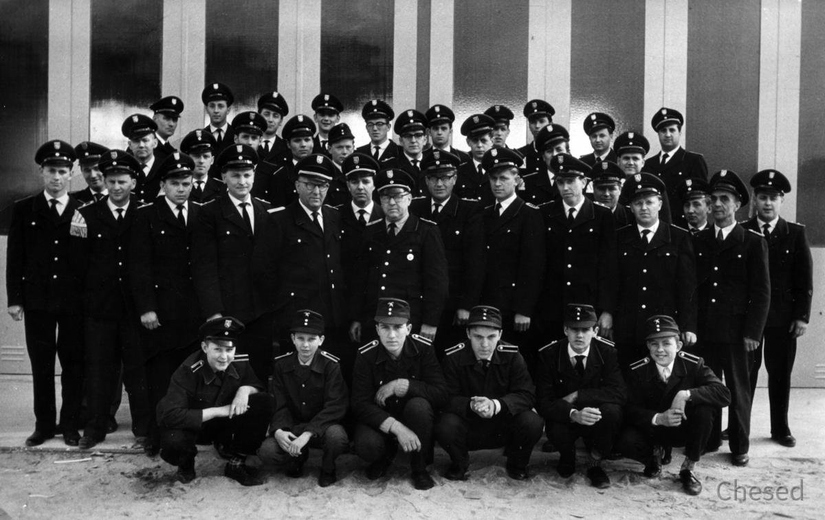 Feuerwehr Königstädten - Unvergessene Feuerwehrmänner 1970