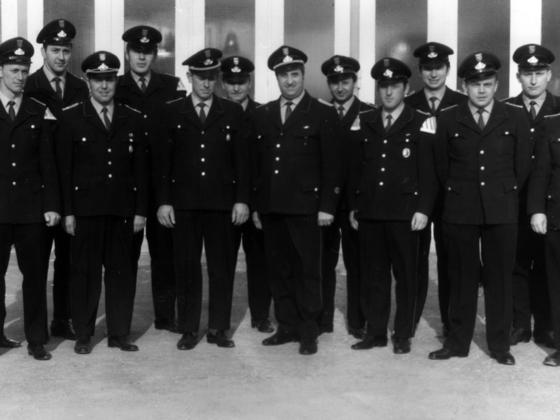 Freiwillige Feuerwehr Königstädten 24.03.1970