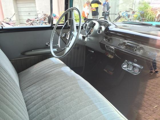 Chevrolet Automatik Innenansicht Lenkradschaltung