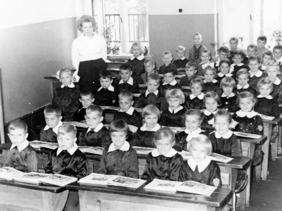Grundschule -  Erste Klasse