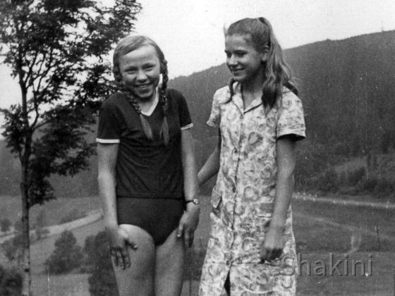Halina und Jannet