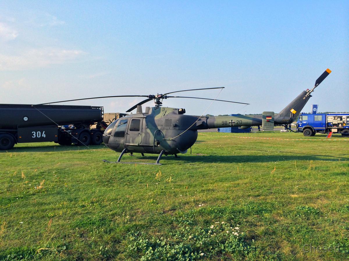 Eurocopter (MBB) Bo 105 M (VBH)