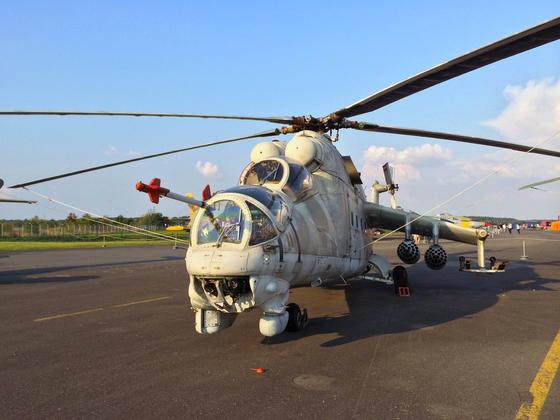 Mil Mi-24D (NATO-Code Hind D)