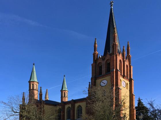 Heilig-Geist-Kirche in Werder