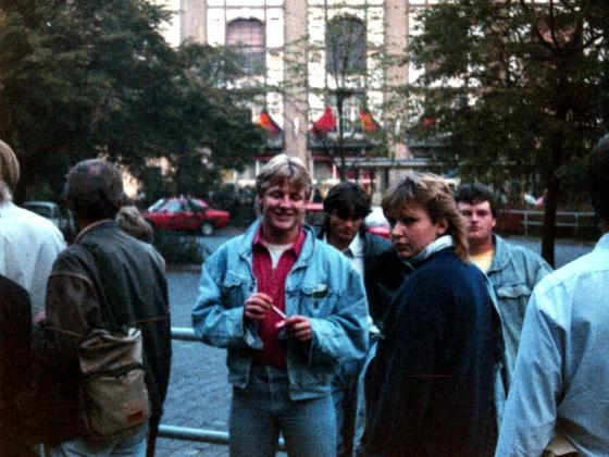 Attraktionen - Mega Spaß in Berlin - 1988