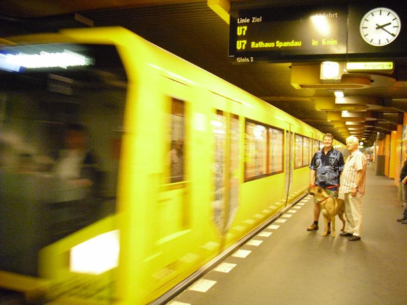 U-Bahn 7 - Berlin