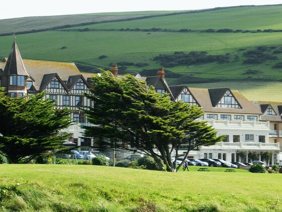 4 Sterne Bay Hotel - Woolacombe - England