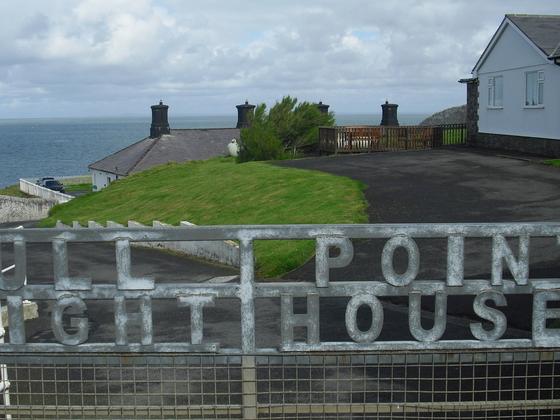 Leuchturm Bull Point - Bull Point Lighthouse