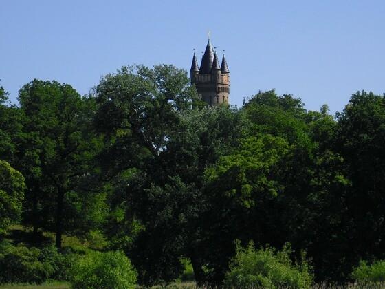 Flatowturm - Babelsberger Wahrzeichen