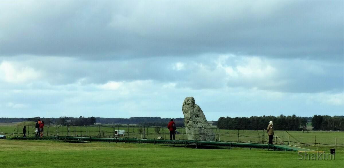 Stonehenge - Fersenstein