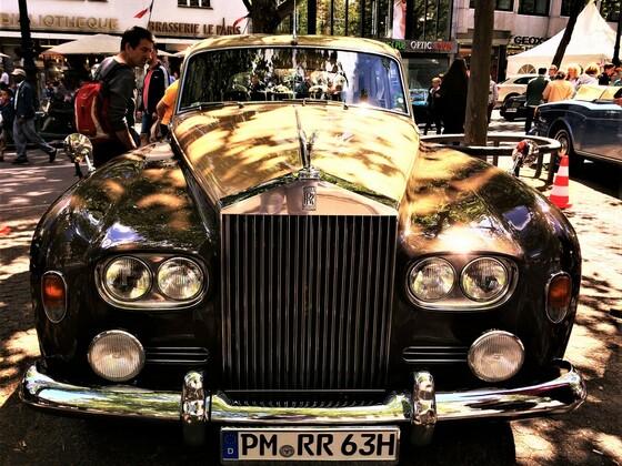 Rolls Royce ?