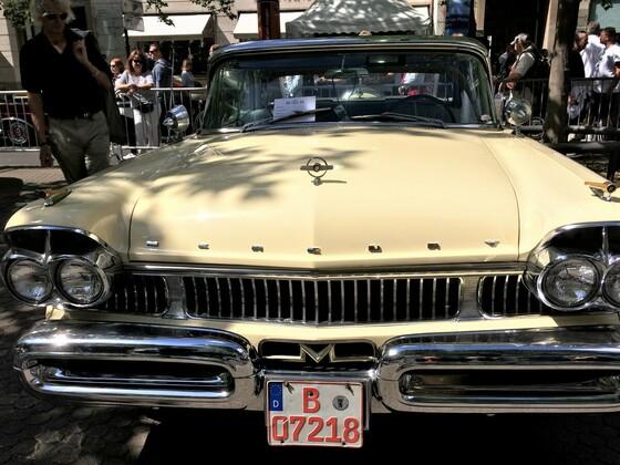 Ford Mercury Pace Car Oldtimer