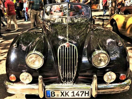 Jaguar Oldtimer