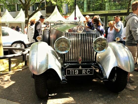 Rolls Royce Oldtimer