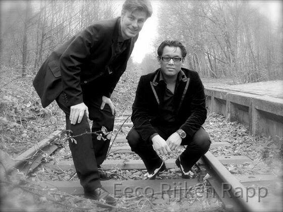 David Herzel 🥁 Eeco Rijken Rapp 🎹 www.boogielicious.com