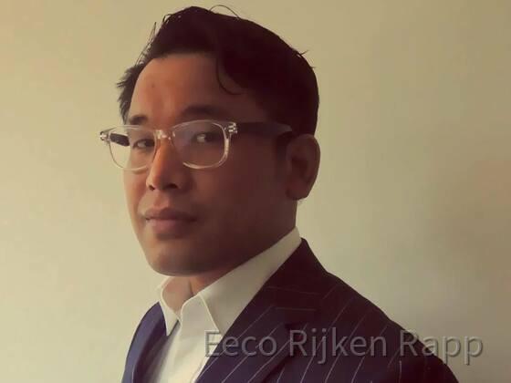 Eeco Rijken Rapp - Amazing Human Man