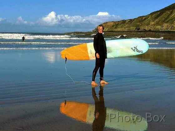 Master of Surfing 🏄 Saunton Beach 🌊 GB
