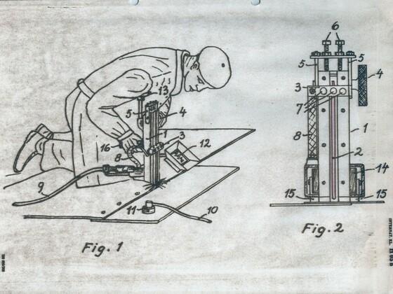 Zweite Antwort auf die Patentanmeldung des Punktschweißgeräts in Rüsselsheim - Teil3